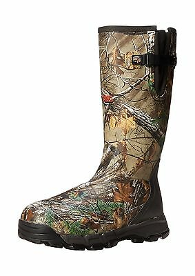 LaCrosse Men's Alphaburly Pro SZ 18 RTXT 1000 Hunting Boot Brown/Green 11 M US