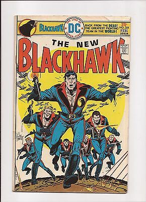 Blackhawk #244 - Feb 1976 - DC