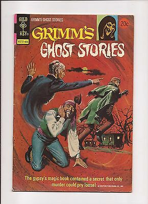 Grimm's Ghost Stories #16 - May 1974 - Gold Key