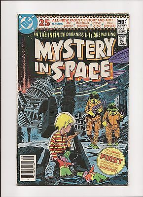 Mystery in Space #111-117 - DC - Lot of 7 comics - Steve Ditko