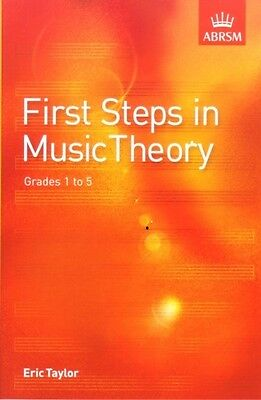 ABRSM First Steps in Music Theory