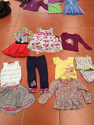 Girls Size 4 Clothes Pumpkin Patch, Lalaposdy, Lily & Dan