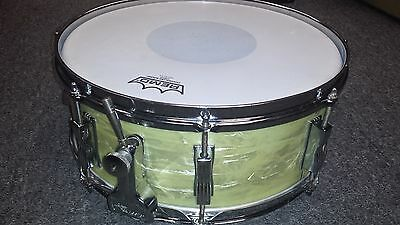 Ludwig Vintage Super Classic Snare Drum 8 Lugs 5.5 x 14 - 1966