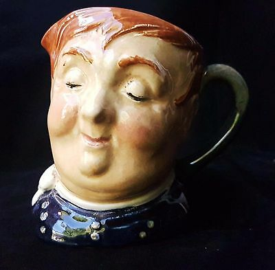 Royal Doulton Character  Jug Fat Boy Big Size 4""