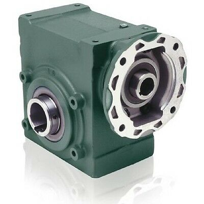 NEW DODGE 23Q60H56 TIGEAR-2 60:1 Right Angle Worm Gear Speed Reducer; 56C Frame