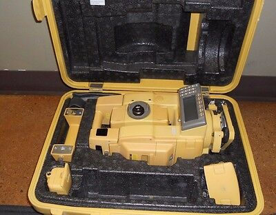 Topcon GPT-8203A  Total Station