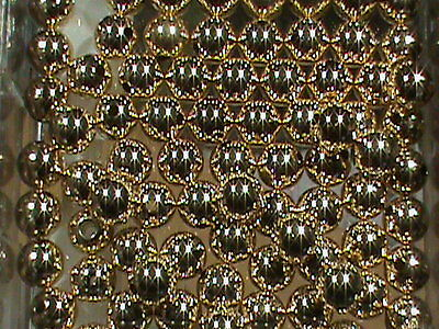 14kt Gold Beads 6 MM Smooth Round SOLID 14kt Gold