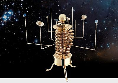 "Eaglemoss - ""Build a Model Solar System"" orrery - NEW IN BOX!!! - NO RESERVE!!!"