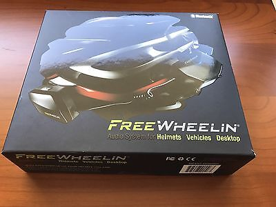 FreeWheelin Cycling Handsfree Audio System Helmets New In Box NIB