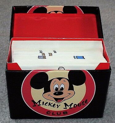 Mickey Mouse Writing Note Cards