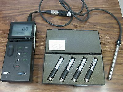 Orion 105 Conductivity Meter with Calibration Kit