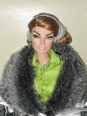 Wu Fashion Royalty doll Eugenia Perrin Frost World on a string NRFB FR2 SZ*****