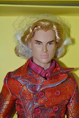 FR Royalty HOMME doll Figure Poppy Hot Shot Nigel North NRFB The Model Scene****