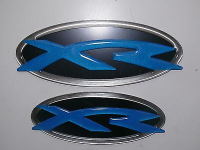 Ford Falcon FG XR6 XR8 Grille and Boot badges to 2014 - Nitro