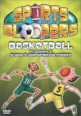 USED (GD) Sports Bloopers: Basketball (2004) (DVD)