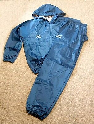 mizuno Sauna suit Prize fighter specifications Navy