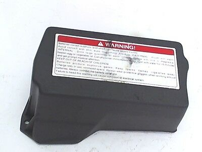 Piaggio Battery Box Cover Panel Flap 2005 Typhoon 50cc Scooter 574328