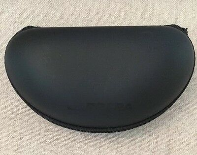 100% Authentic Carrera Designer Sunglasses Soft Vault Case Black