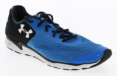 Men's UNDER ARMOUR Blue Synthetic Athletic Shoes Size 12