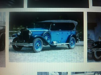 1928 Fiat 520 torpedo  collector cars