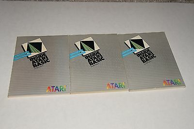 1 Vintage 1983 Inside Atari Basic Book by Bill Carris