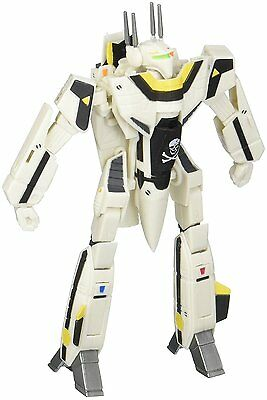 Robotech 30th Anniversary Roy Fokker VF-1S Transformable Veritech Fighter Action