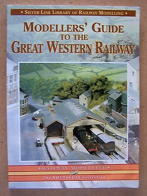 Modellers Guide To The Great Western Railway. Trains Book.