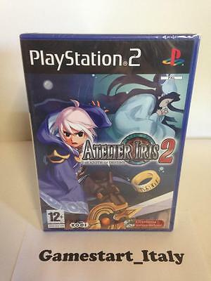 Atelier Iris 2 Including Cd Soundtrack (Sony Ps2 Playstation 2) New Pal Version