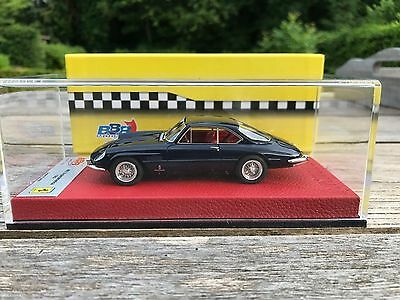 BBR ferrari 400 Superamerica 1962 leather base 1/43 AMR