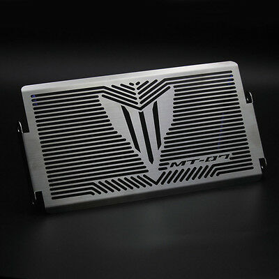 Motorcycle Radiator Grille Guard Cover For Yamaha MT07 MT-07 2014-2016