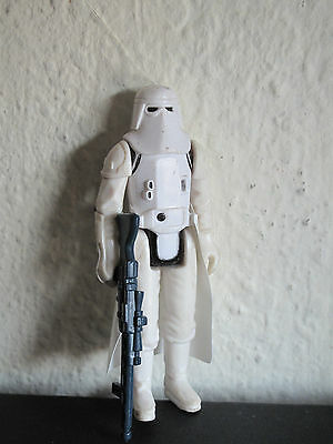 Imperial Stormtrooper Hoth 1980 Lfl Hong Kong Kenner Star Wars Vintage Parts