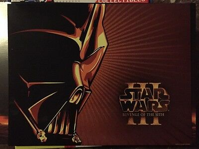 Star Wars Revenge Of The Sith Darth Vader Lithograph BestBuy Shepard Fairey OBEY