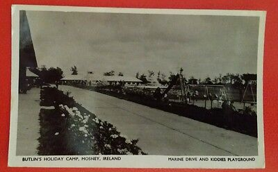 BUTLIN'S HOLIDAY CAMP, MOSNEY, IRELAND CO. MEATH - Early 1950's.