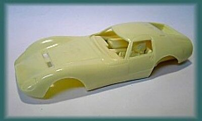 Maserati 151 Lm  Resin Bodyshell Carroceria De Resina Slot Car 1/32 A2M