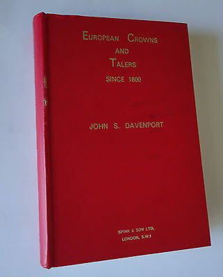 European Crowns and Talers since 1800, by John S. Davenport. Second Edition.