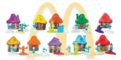 casette puffi happy meal