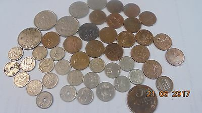 Norway coins as photo