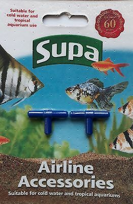 SUPA AIRLINE TEES FOR AQUARIUM AIR LINE (Pack of 2) 5025662012807
