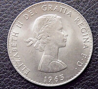 ** 1965 Churchill G B Crown Coin**
