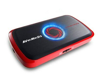 AVerMedia C875 Live Gamer Portable LGP Record XBOX PS3 PC Game Capture-In UK