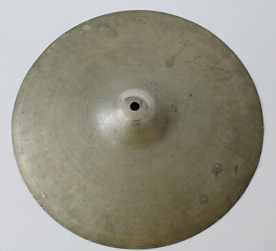 """Cymbale ZYN Crash 13"""" Vintage Made in England"""