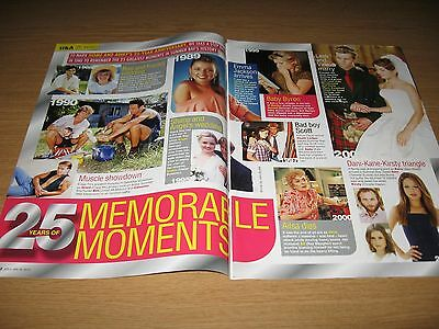 HOME AND AWAY Magazine Clipping  Craig McLachlan Julian MacMahon Dannii Minogue