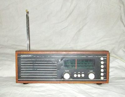 Vintage Roberts Rm33 3-Band Radio Excellent Condition  Working