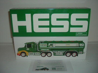 2014 Hess Toy Truck Collector's Edition 50th Anniversary Truck Individually#ered