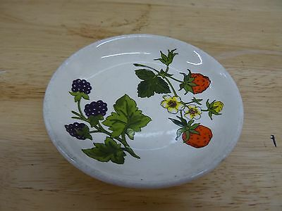 Palissy England A Royal Worcester Company Summer Fayre Small Plate