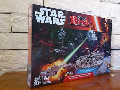 Star Wars - Risk - Edicion Star Wars - Hasbro - Disney - Nuevo - Precintado