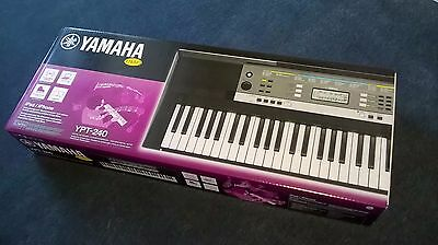 YAMAHA YPT-240 Organ Piano Synthetisor