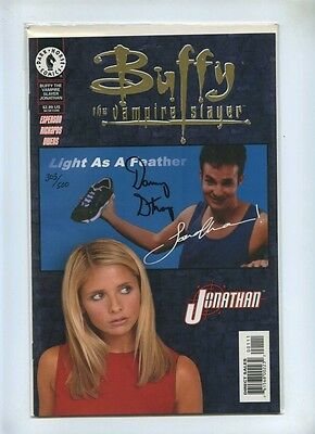 Buffy The Vampire Slayer Jonathan 1 - Dark Horse 2001 - VFN+ - Dynamic Forces Go