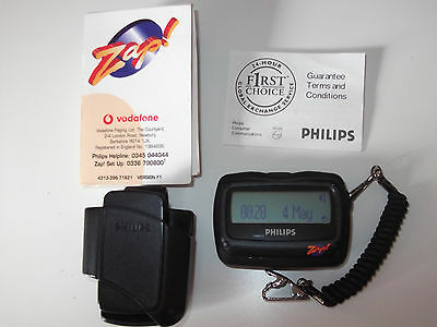 Phillips Zap Pager - Untested