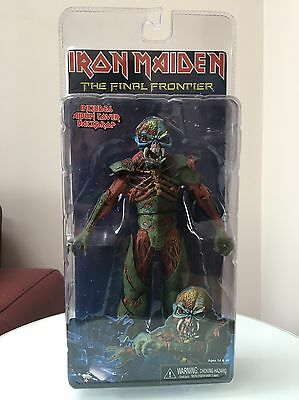 "Neca Iron Maiden 7"" The Final Frontier  Eddie Action Figure"